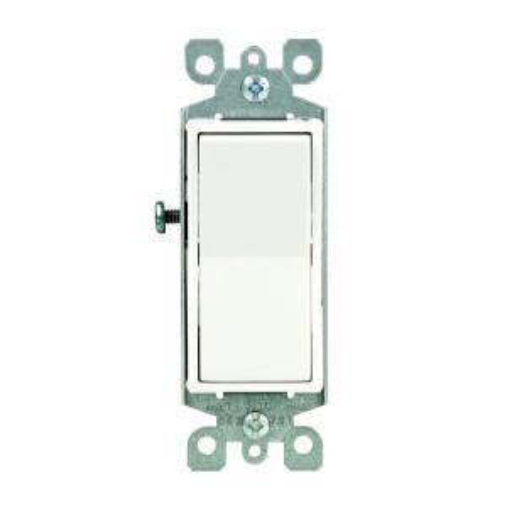 [DIAGRAM_34OR]  Leviton Decora 15 Amp Illuminated Switch, White-R72-05611-2WS - The Home  Depot | Illuminated Light Switch Home Wiring Diagram |  | The Home Depot
