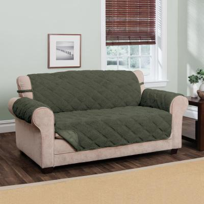 Hudson Hunter Green Waterproof Sofa Furniture Cover