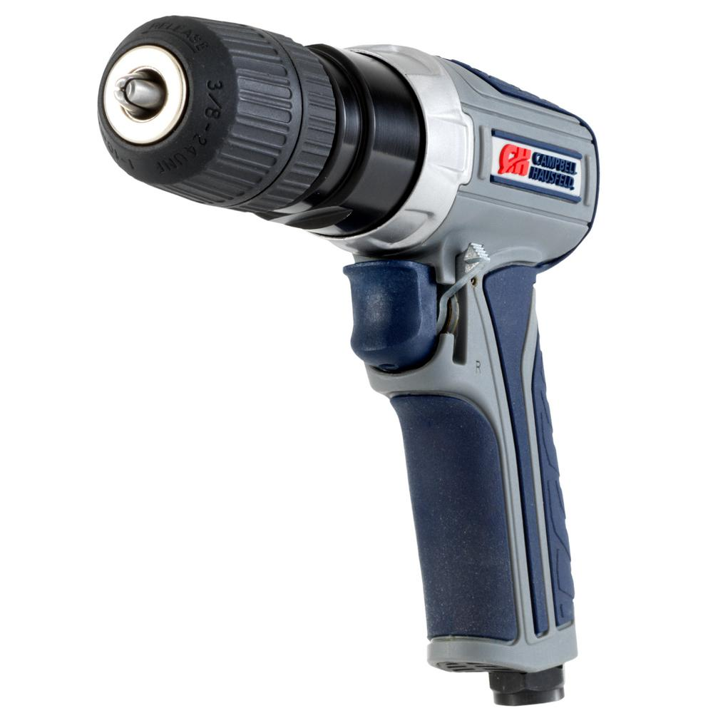 Get Stuff Done Keyless Reversible Air Drill 1/4 in. Inlet (XT401000)
