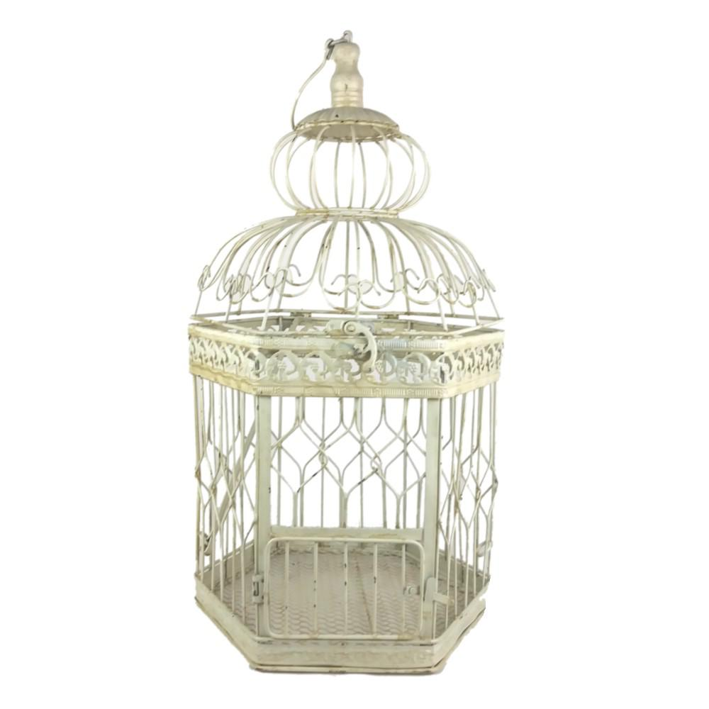 French Style Steel Bird Cage