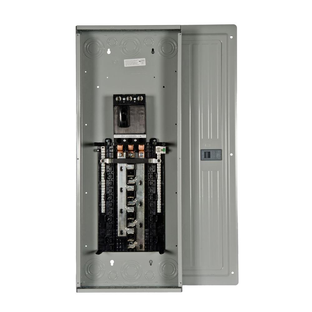 ES Series 150 Amp 24-Space 42-Circuit Main Breaker Indoor 3-Phase