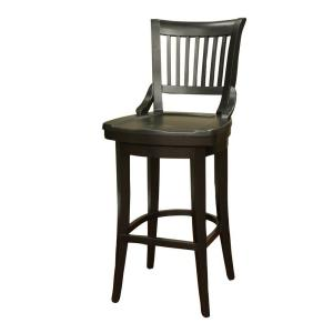 Excellent Liberty 34 In Black Bar Stool Unemploymentrelief Wooden Chair Designs For Living Room Unemploymentrelieforg