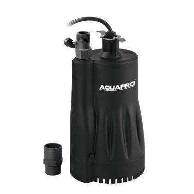 1/3 HP Automatic Utility Pump