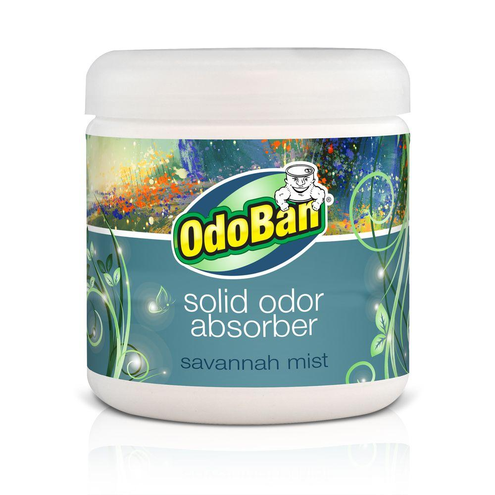 OdoBan 14 oz  Savannah Mist Solid Odor Absorber