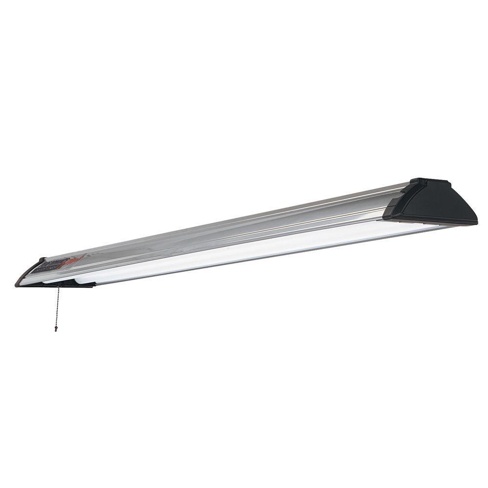 Aspects Premium Plus 49 in. 2-Light Platinum Shoplight