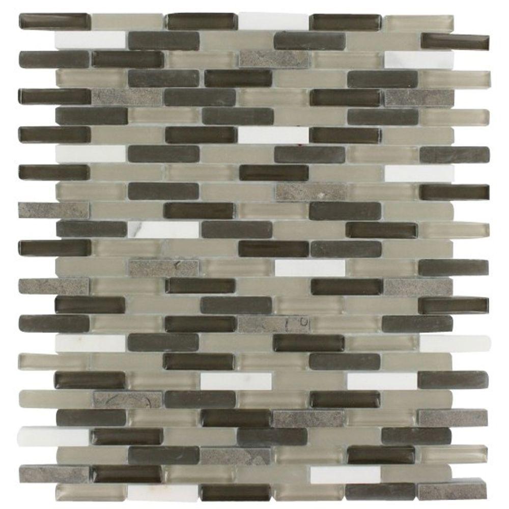 Splashback Tile Cleveland Taylor Mini Brick 10 In X 11 8 Mm