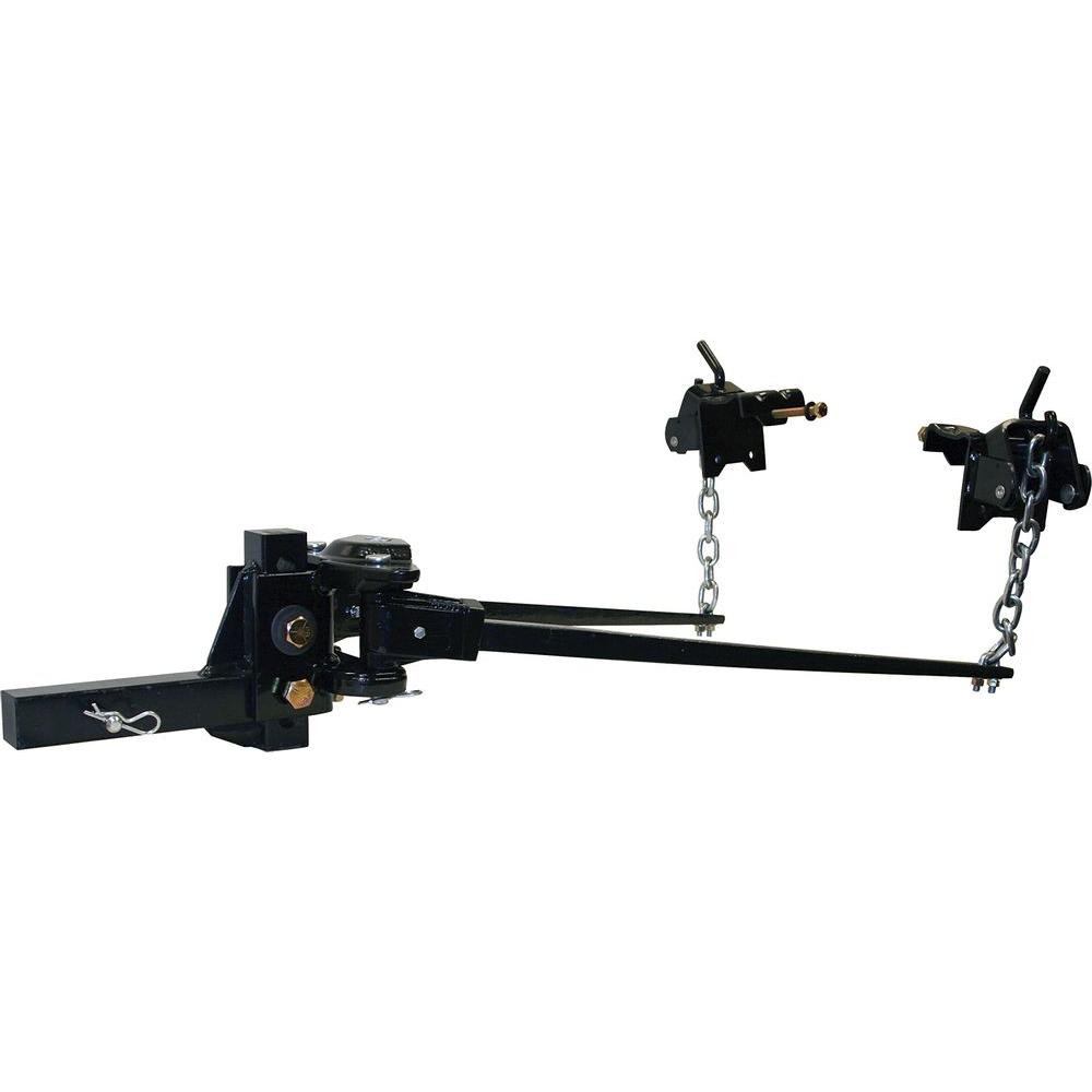 Buyers Products Company Weight Distributing Hitch and Trunnion Bar
