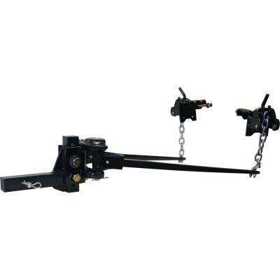 Weight Distributing Hitch and Trunnion Bar