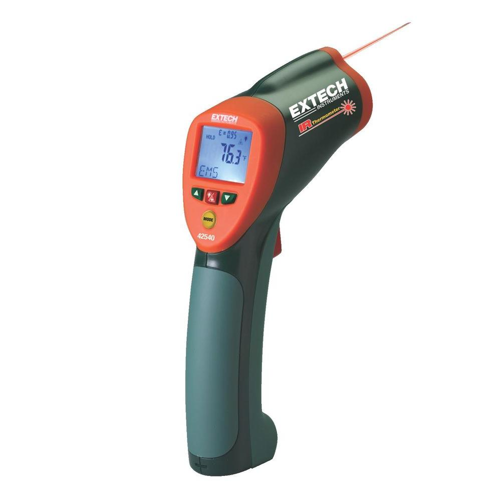 Extech IR Thermometer Minimum with Type K Input