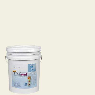 5 gal. Serene Harbor Beige with Blue Hue Latex Premium Antimicrobial and Anti-Mold Interior Paint