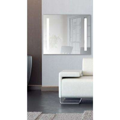 Rifletta 26 in. x 32 in. LED Mirror
