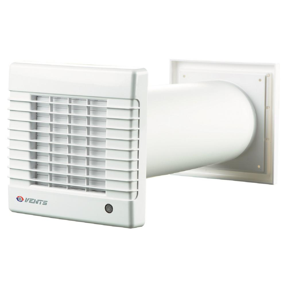 90 CFM Wall-Through Garage Ventilation Kit MA Series 5 in. Duct