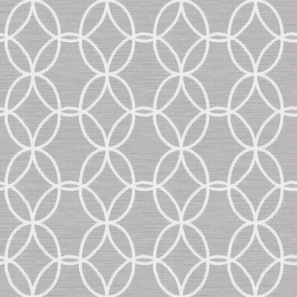 Network Grey Links Wallpaper