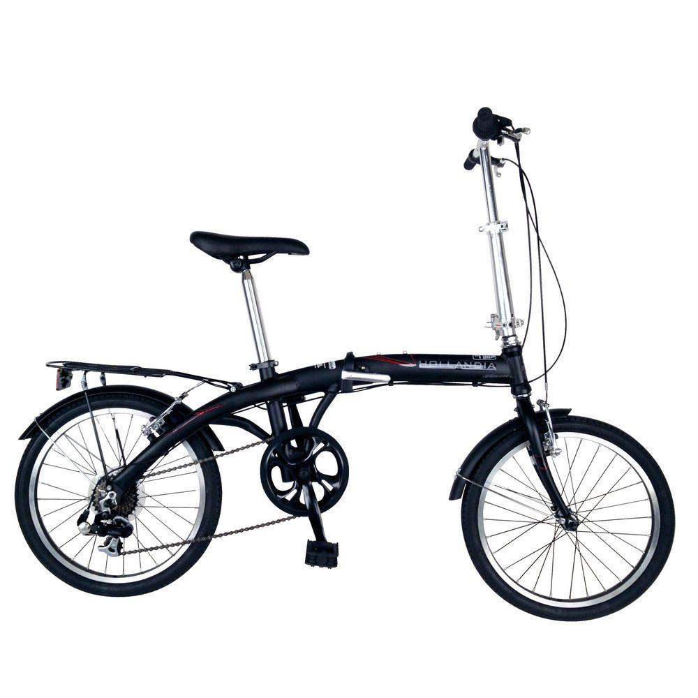 Cycle Force Amsterdam 7 Folding Bicycle, 20 in. Wheels, 1...