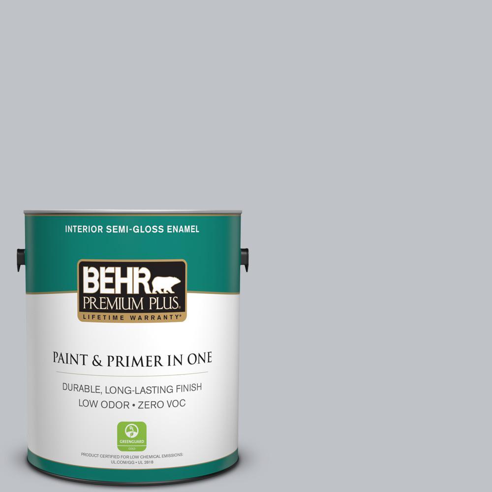 1-gal. #N510-2 Galactic Tint Semi-Gloss Enamel Interior Paint