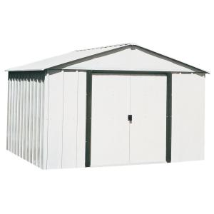 Arrow Arlington 10 Ft X 12 Ft Metal Storage Building