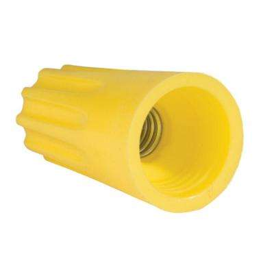 Yellow Nut Wire Connector (500-Pack)