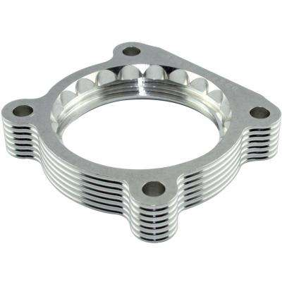Silver Bullet Throttle Body Spacer for Nissan Titan/Armada 04-15/Infiniti QX56 04-14 V8-5.6L