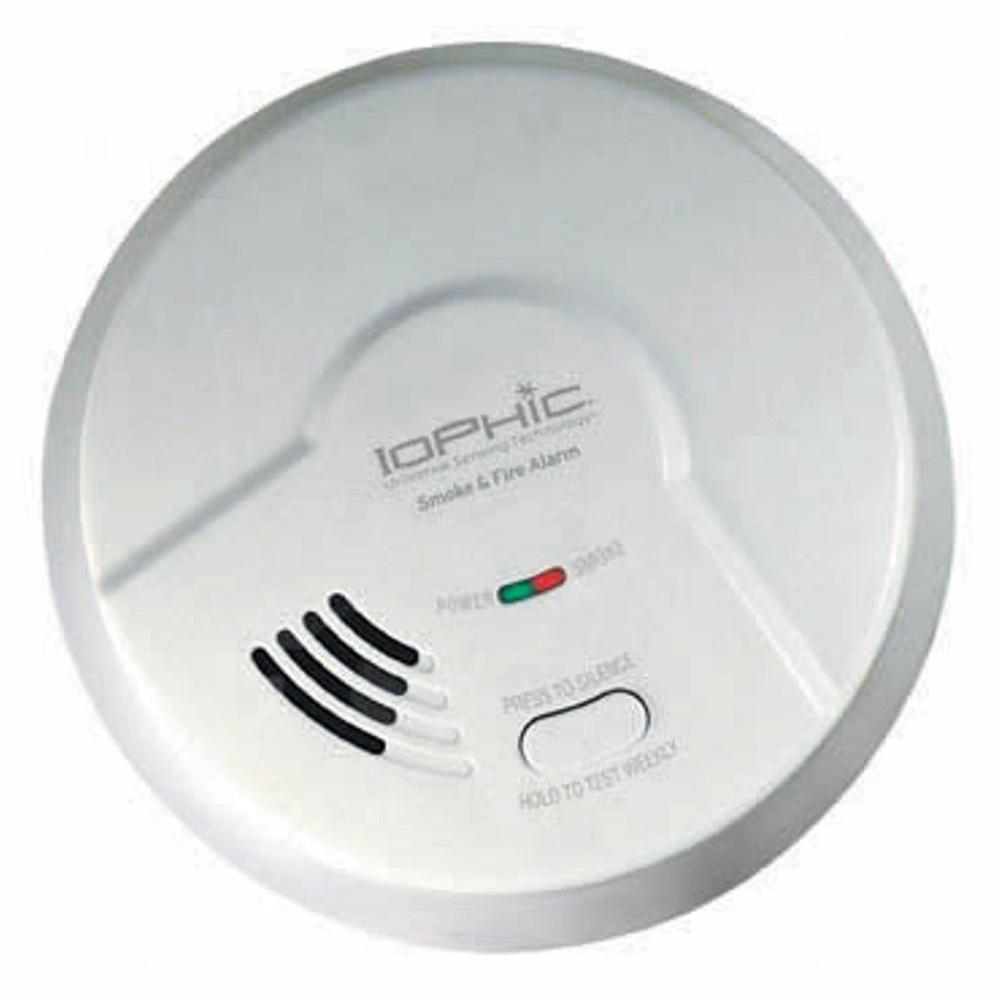 Universal Security Instruments Hardwired Interconnected Smoke and Fire Alarm