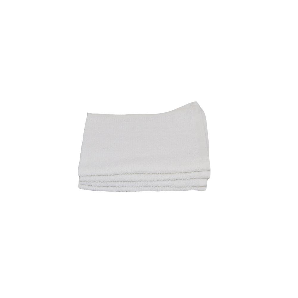 14 in. x 14 in. 19 oz. Terry Towels (75-Pack)