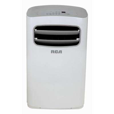 8,000 BTU Portable Air Conditioner with Remote and Dehumidifier