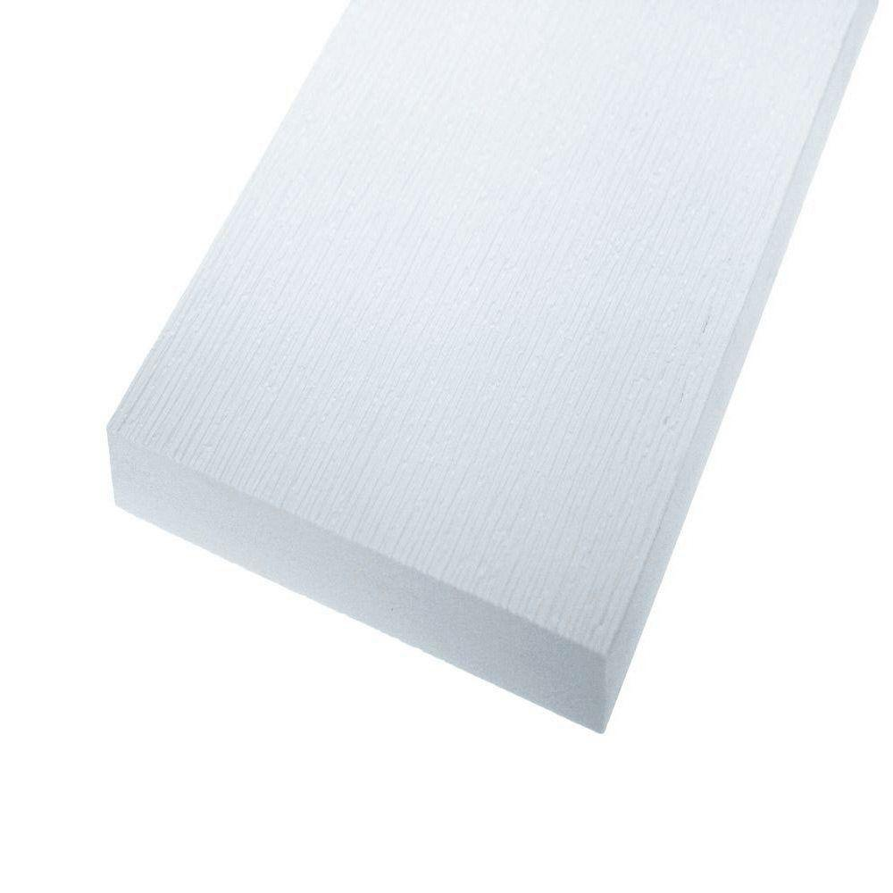 AZEK Trim 3/4 in  x 5-1/2 in  x 8 ft  Frontier Trim PVC Board
