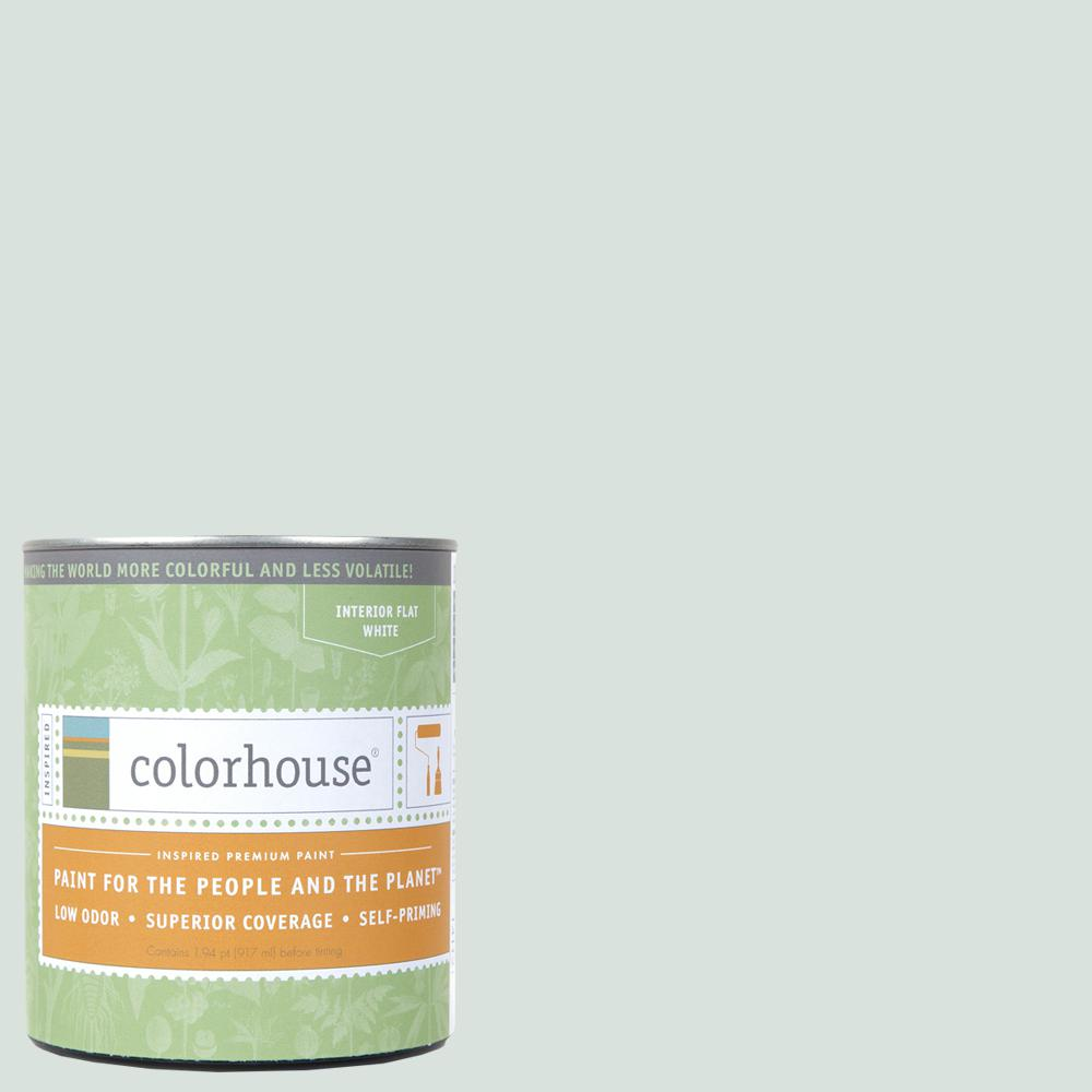 1 qt. Bisque .06 Flat Interior Paint