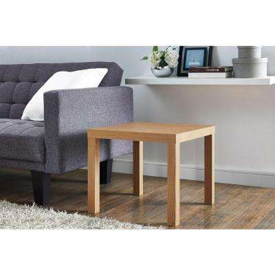 Jane Natural End Table
