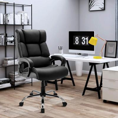 Technical PU Leather Executive Chair