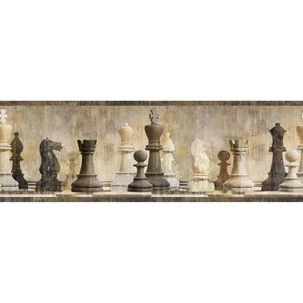 Albert Chess Wallpaper Border