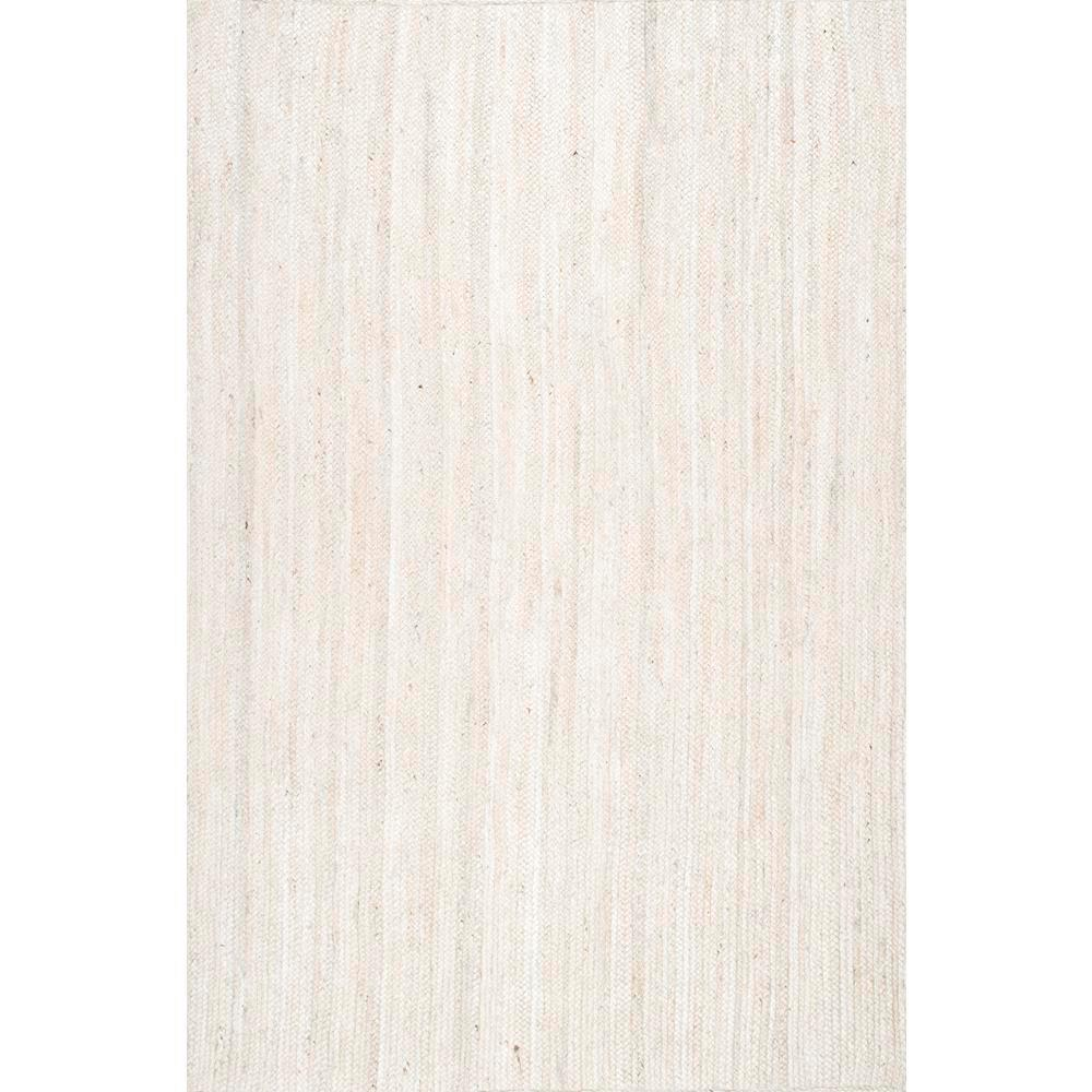 rug white. nuloom rigo white 8 ft. x 10 area rug c