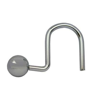 Ball Hooks in Chrome (12-Pack)