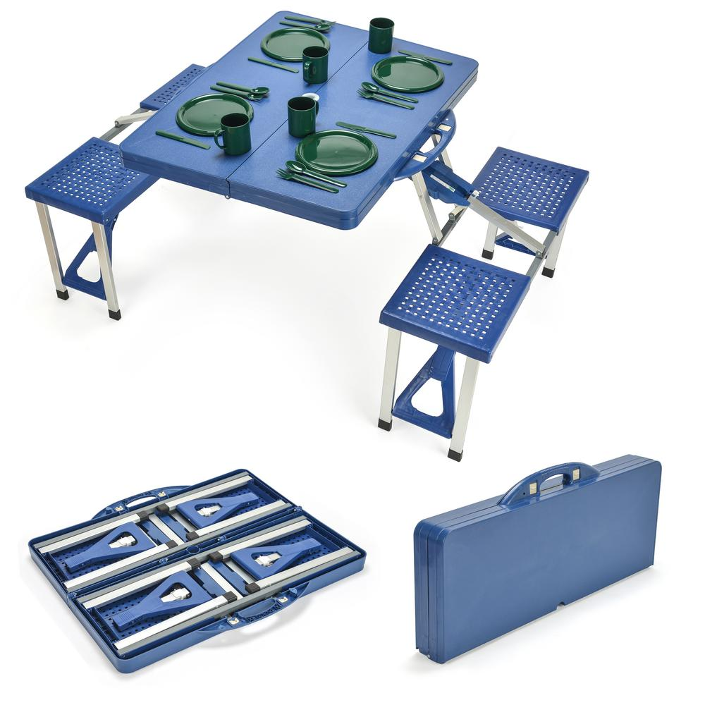 Super Trademark Innovations Portable Folding Picnic Table With 4 Seats Pdpeps Interior Chair Design Pdpepsorg