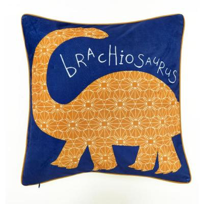 Dino Doodles Pillow