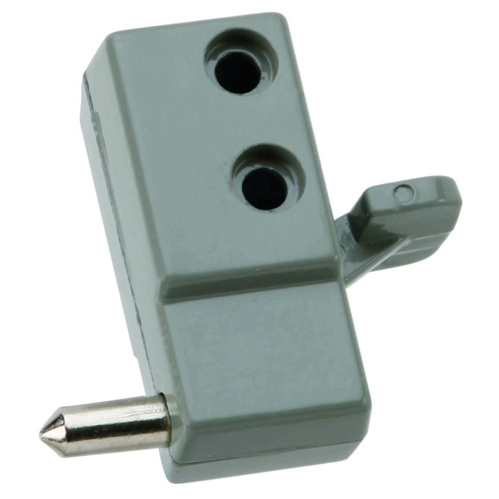 First Watch Security Aluminum Patio Door Lock - First Watch Security Aluminum Patio Door Lock-1251 - The Home Depot