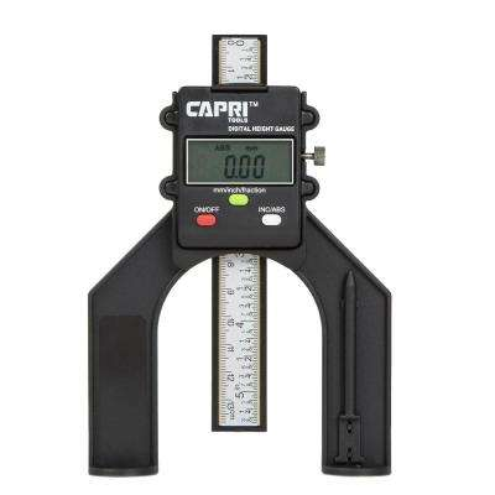 3.2 in. Mini Digital Height Gauge
