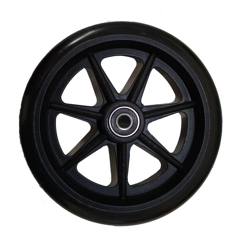Stander Walker 6 In Replacement Wheels Set Of 2 4301 The Home Depot