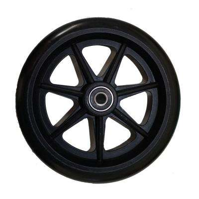 Walker 6 in. Replacement Wheels (Set of 2)