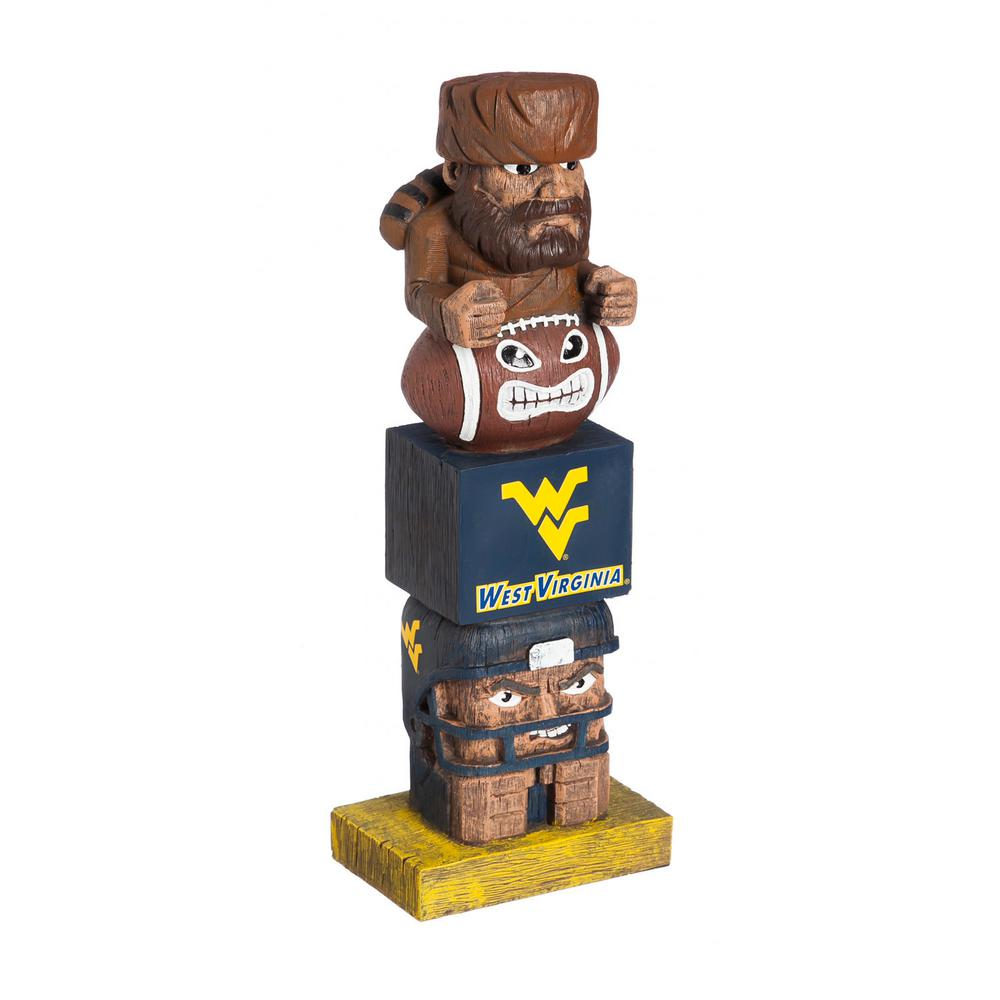 West Virginia University Tiki Totem Garden Statue