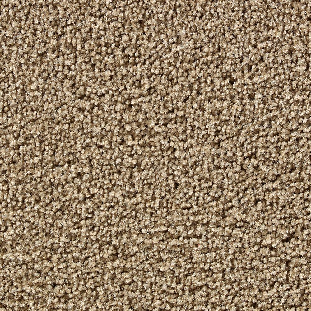Martha Stewart Living Beechwood Wild Turkey - 6 in. x 9 in. Take Home Carpet Sample-DISCONTINUED