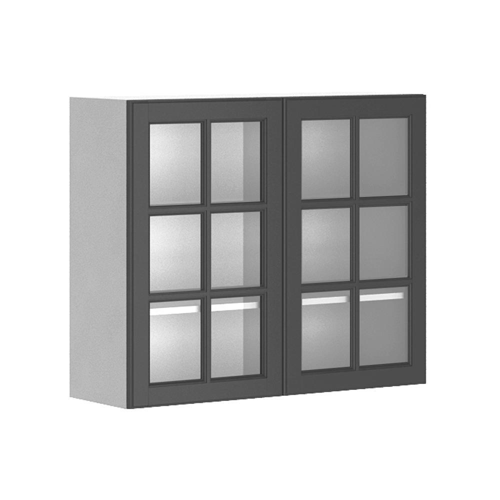 Gray - Wall - Ready to Assemble Kitchen Cabinets - Kitchen ...