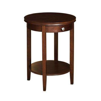 Shelburne Cherry End Table