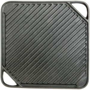 Mr Bar B Q Reversible Cast Iron Griddle Small by Mr Bar B Q
