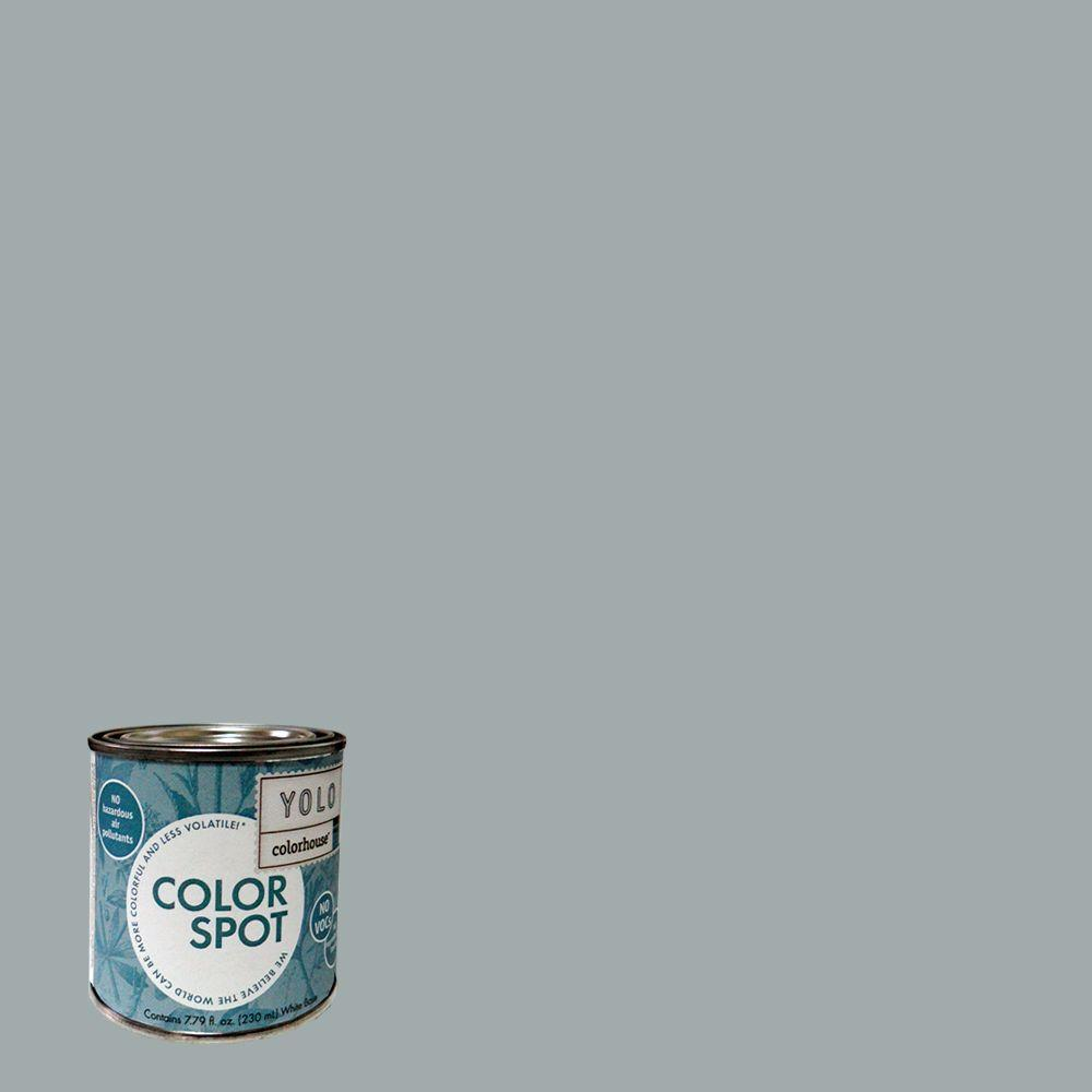 YOLO Colorhouse 8 oz. Wool .03 ColorSpot Eggshell Interior Paint Sample-DISCONTINUED