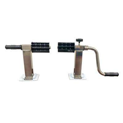 Stainless Steel Above-Ground Pool Solar Roller System