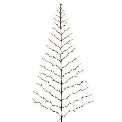 6 ft. H Electric Tree Shaped Wall Hanging