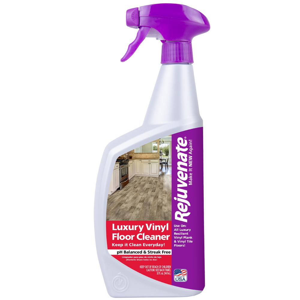 Luxury Vinyl Floor Cleaner