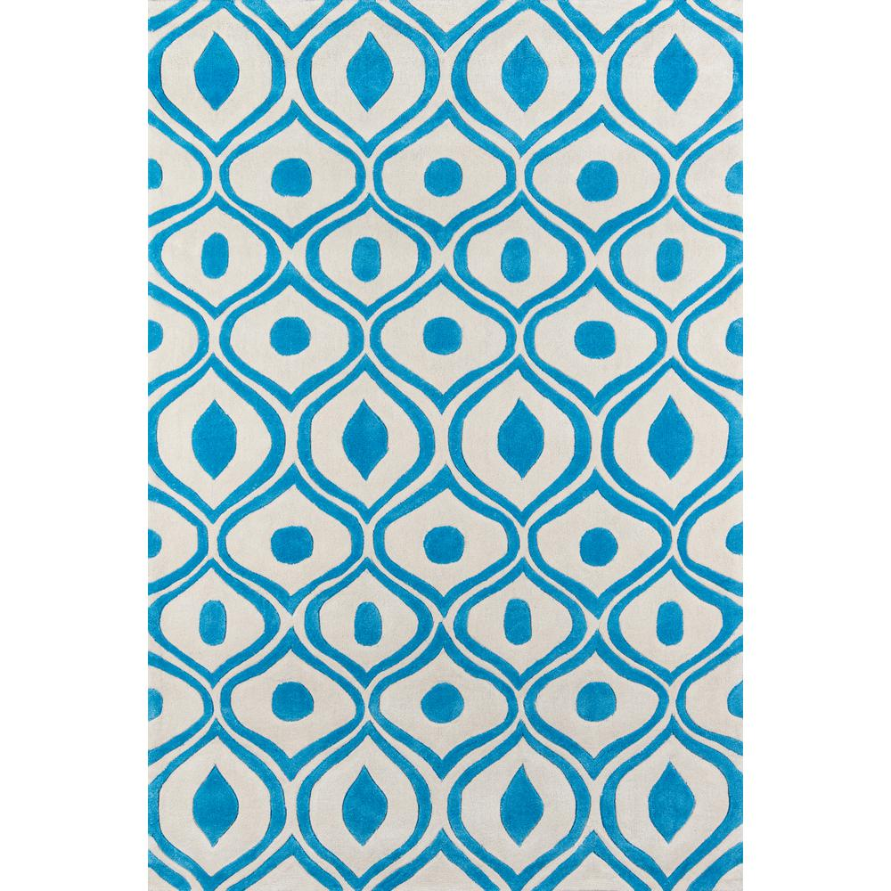 home decorators collection sawyer blue haze white 3 ft 6