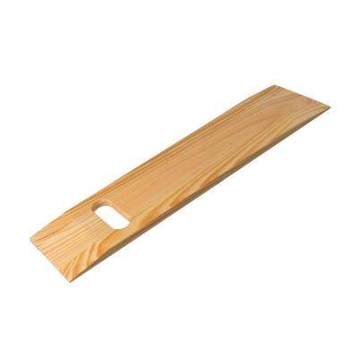 MABIS DMI Healthcare Deluxe Wood Transfer Boards in Southern Yellow Pine