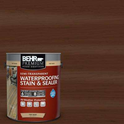 #ST-123 Valise Semi-Transparent Weatherproofing Wood Stain